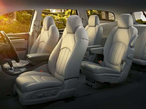 10 Best Used Suvs With Captain S Chairs Buick Enclave Luxury