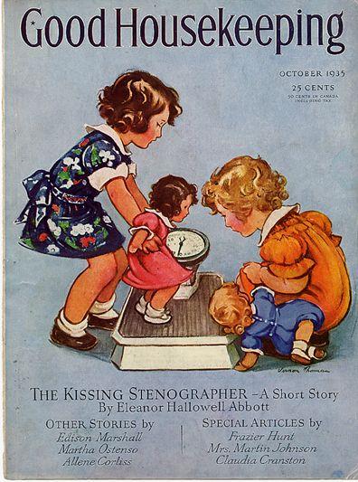 Image detail for -... vintage print of 1926 good housekeeping ...