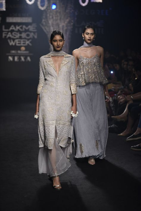 Complete Collection: Faabiiana at Lakmé Fashion Week winter/festive 2017