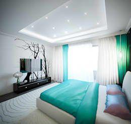 Focos Led 10 Ideas Elegantes Para Iluminacion De Interiores Diseno De Interiores Dormitorios Diseno De Techo