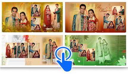 Album Creation Album Configuration Page Composition Photo Editing Decor Wedding Album Design Album Design Photo Album Software