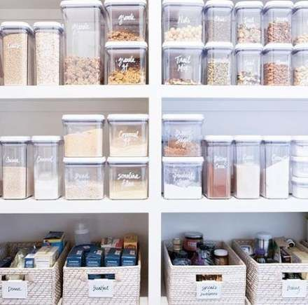 Kitchen Pantry Organization Kmart