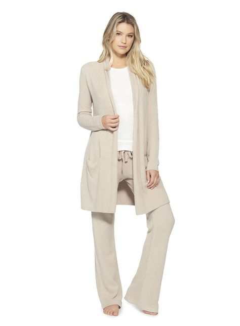 The perfect combination of loungewear and everyday, the CozyChic Lite Essential Long Cardigan is perfect for days when you want to be cozy but also get things d