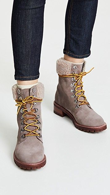 fed3ddfb20b Lavar Boots in 2019 | Shoes | Boots, Faux fur boots, Suede boots