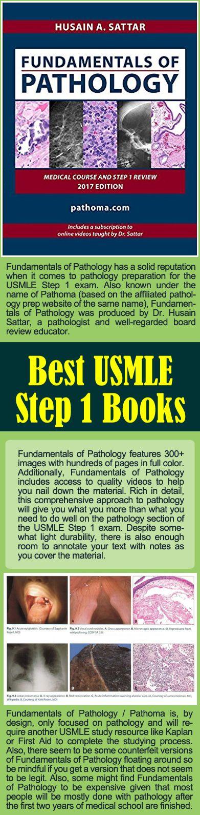 Fundamentals Of Pathology Best Usmle Step 1 Pathology Book
