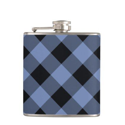 Plaid Pattern Hip Flask Pattern Sample Design Template Diy Cyo Customize Flask Classic Gifts Hip Flask