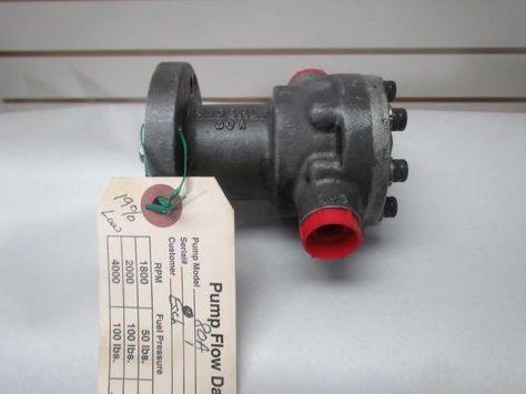 Enderle 80A-1 Fuel Pump Flowed Cleaned, Ready | Enderle