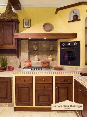 Gallery cucine in muratura Clivia | Lakberendezès | Cucine ...