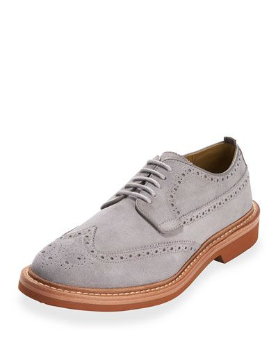 1a4e9a4b7304 Ralph Wallaby Leather Lace-Up Brown | Homme Depot | Leather, lace, Mens  designer shoes, Shoes