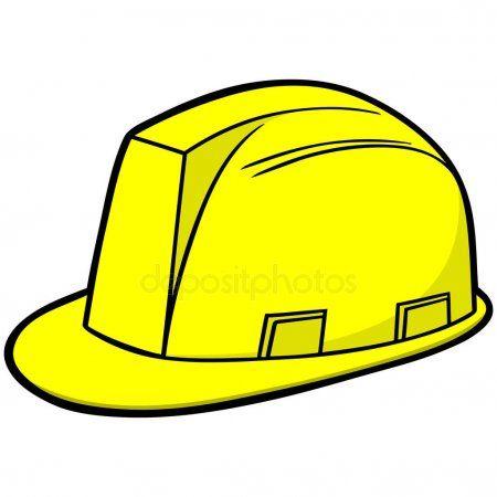 Pin By Ania Kozlak On Sztuka Cartoon Illustration Hard Hat Illustration