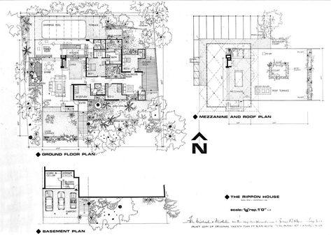 Zen master: Rippon House