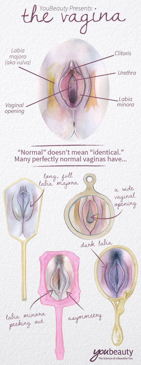 Is It Normal For Your Vagina To Burn