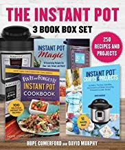 Read Download Instant Pot 250 Recipes And Projects 3 Great Books 1 Low Price Free Epub Mobi Ebooks Boxset Book Box Instant Pot Cookbook