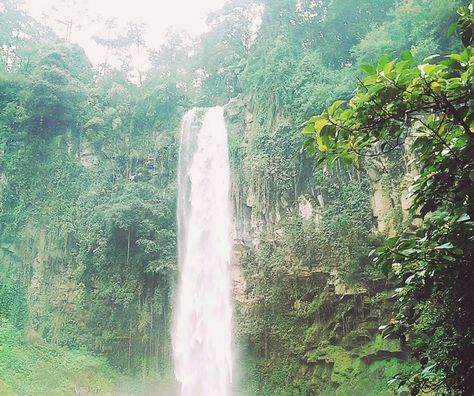 Tempat Rekreasi Solo Grojokan Sewu Tawangmangu Wisata Alam