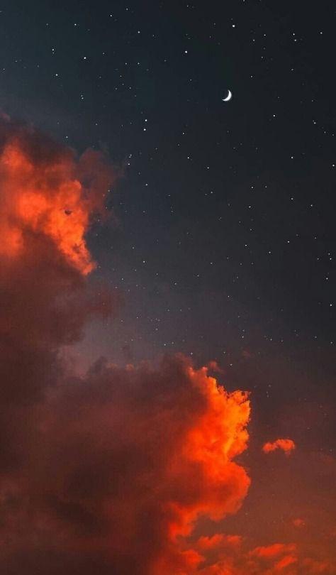 Stars Aesthetic Tumblr Iphone Wallpaper Sky Aesthetic
