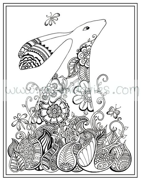 Coloriage Anti Stress Pdf.Adult Colouring In Pdf Download Tree Dragonfly Henna Zen Mandalas