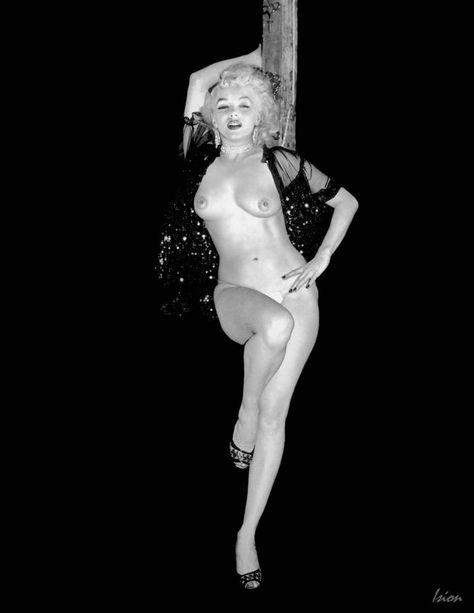 Marilyn jones nude