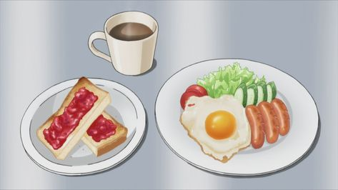 Anime Food: Photo