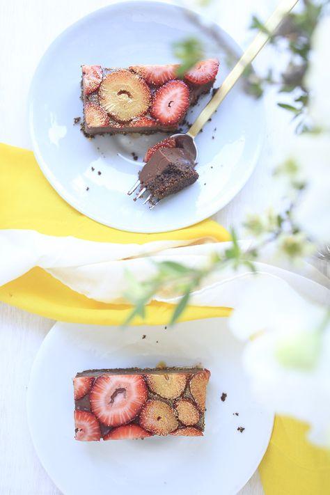 No Bake Double Chocolate Cheesecake - recipe up on thekawaiikitchen.com