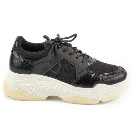 Pantofi Casual Dama S Oliver Fun Heels Sneakers Shoes