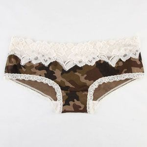 a4ac4769563 Camo Lace Panties l would totally match the bra! LOVE!!!  )