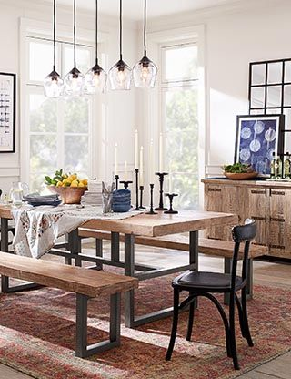 Dining Room Furniture Pottery Barn Furniture Decor Stylish Dining Room Dining Room Furniture