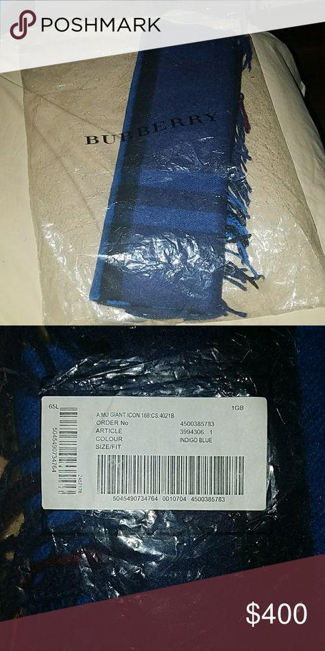 Burberry cash  scarf Burberry scarf Burberry Accessories Scarves & Wraps