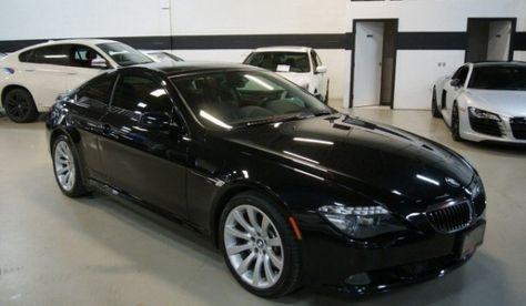 2008 Bmw 650i Export Available Bmw 650i Bmw Heavy Equipment