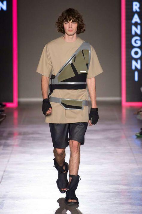 Milano Moda Graduate Spring-Summer 2018 - Milan Fashion Week - Male Fashion Trends