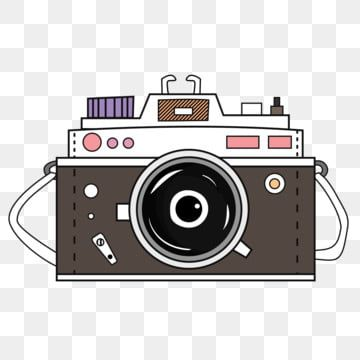 Cute Retro Photo Camera Cartoon Style Illustration Camera Vector Cute Png Transparent Clipart Image And Psd File For Free Download In 2020 Camera Drawing Retro Photo Camera Cartoon