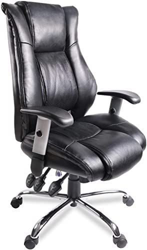 5851b653fe3538726cf741cde5bf2e28 - Better Homes And Gardens Bonded Leather Office Chair