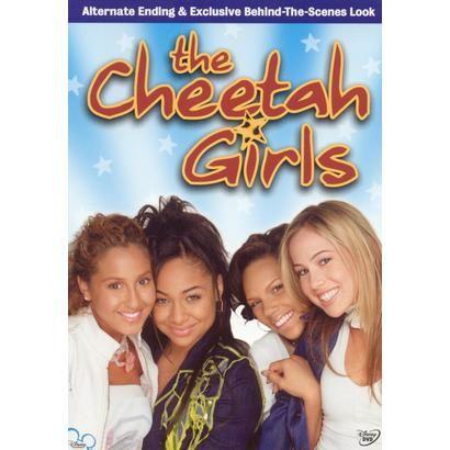 The Cheetah Girls (DVD), Movies