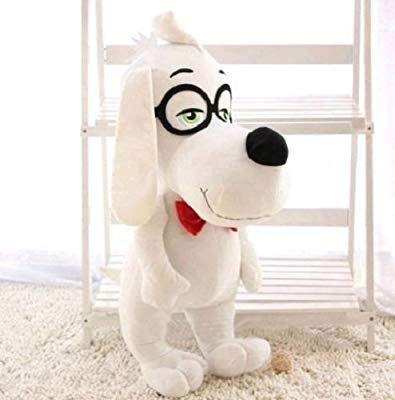 Amazon Com Peabody Sherman Dog Soft Stuffed Plush Toy Doll Kids