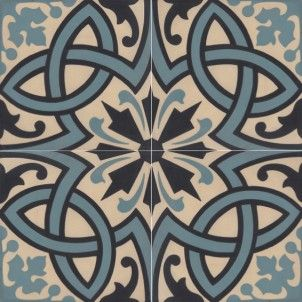 David Goliath Carreaux Ciment Indemodable Camille Bleu 20x20 Carreaux Ciment Decoration Carreaux De Ciment Carreau
