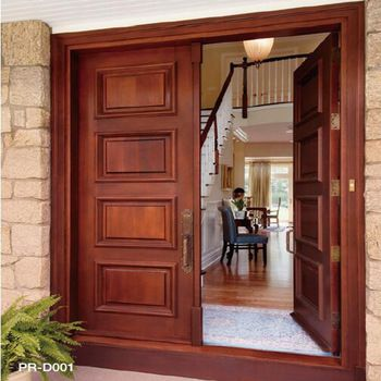 Newest Selling Competitive Price Home Front Door Design In Sri Lanka Buy Wooden Fron In 2020 Wooden Double Front Doors Traditional Front Doors Double Front Entry Doors