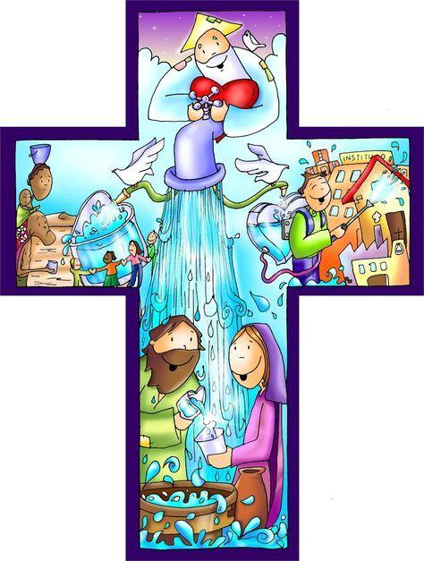 En Esta Pagina Vamos A Tener Dibujos Ineditos De Fano El Dibujante De Tematica Religio Historias De La Biblia Para Ninos Educacion Religiosa Biblia Para Ninos