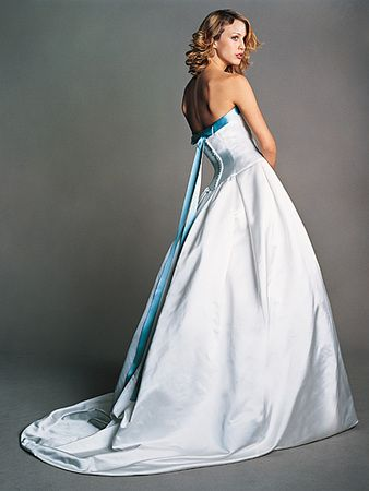 Trendy Wedding Dress Blue Wedding Dresses Pinterest Blue Wedding Dresses  Wedding Dress Blue And Wedding Dress