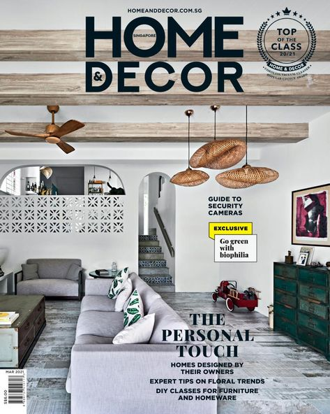 Home & Decor Back Issue March 2021 (Digital)