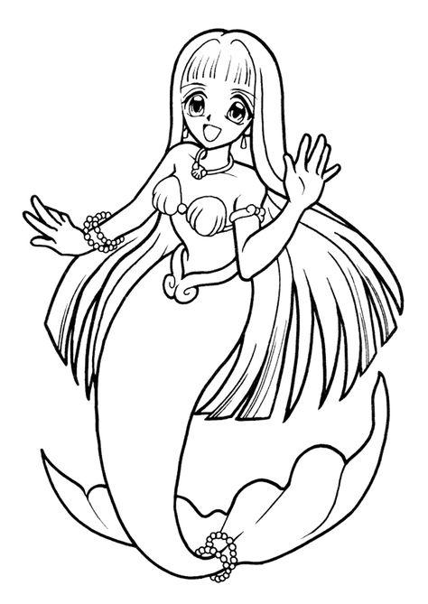 die 45 besten bilder von mermaid melody ausmalbilder zum