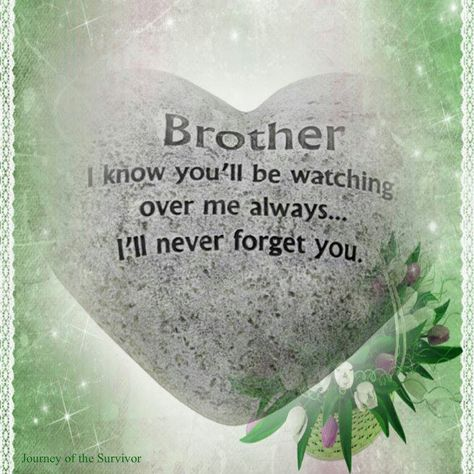RIP My Brother... Derrek Justin Stokaluk 7-1-80 | Brother ...