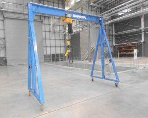 Ellsen Best A Frame Gantry Hoist For Sale Gantry Crane Hoist Crane