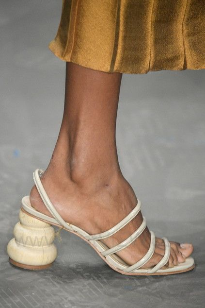 Summer Shoes Womens 2020.Aluf Spring Summer 2020 Sao Paulo Runway Details In 2019