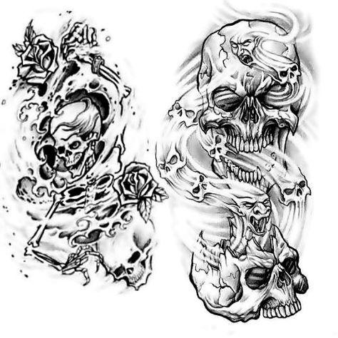 Tatuaże Demony Hledat Googlem Kerky Tetování