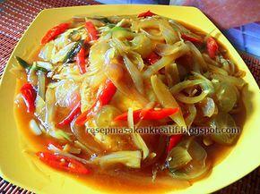 Resep Telur Asam Manis Belimbing Wuluh Resep Masakan Indonesia Resep Masakan Resep
