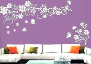 Wall Painting Designs For Living Room With Images Interior Wall Painting Designs Living Room Paint Interior Wall Paint