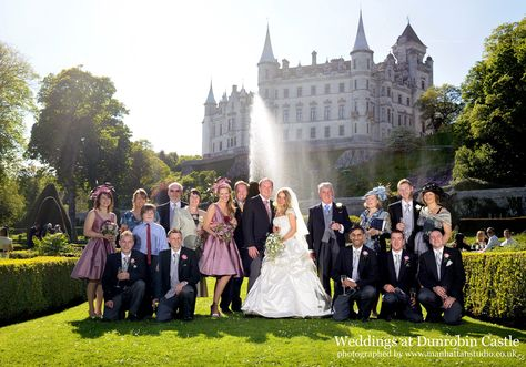 Dunrobin Castle Wedding Ideas