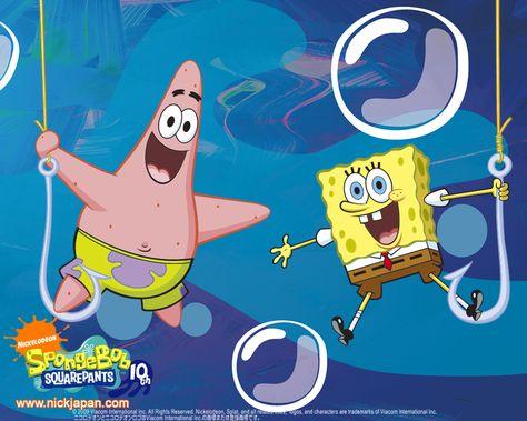 Spongebob Squarepants Wallpaper: Hooks