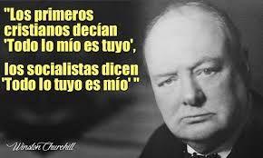 Frases De Churchill Sobre El Socialismo Buscar Con Google
