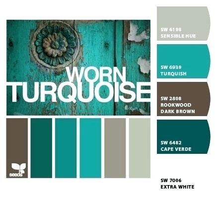 What Color Goes With Turquoise Best Kids Rooms Paint Colors