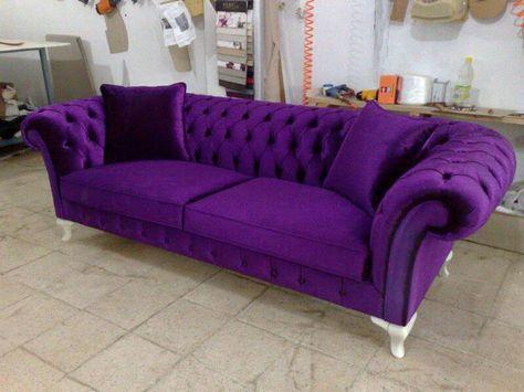 purple things purple in 2019 purple sofa purple couch rh pinterest co uk
